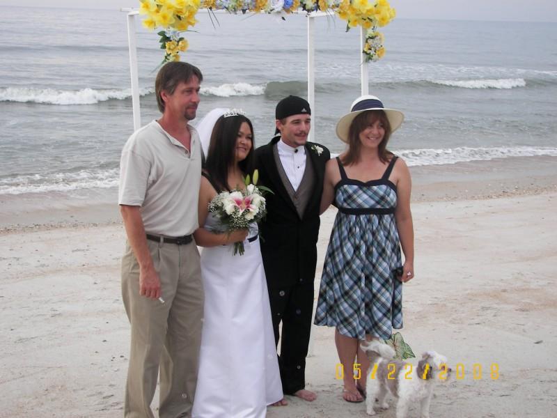 Mr. Vicsik's Family